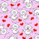 Robo in Love rose