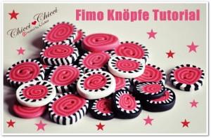 Knöpfe aus Fimo